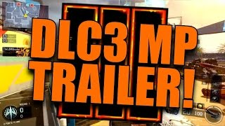 "Official Black Ops 3 ""DESCENT"" DLC Multiplayer Trailer!"
