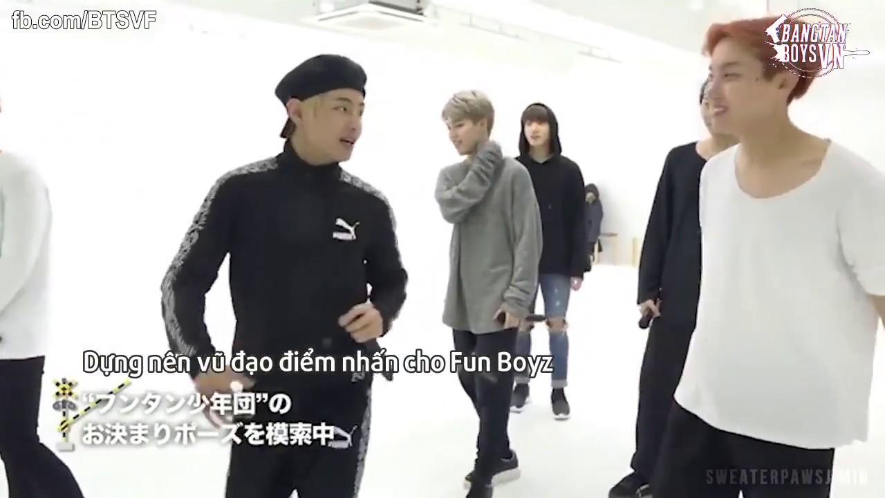 [VIETSUB][BangtanBoysVN] Fukuoka Making Film - BTS Japan Official  Fanmeeting Vol  3