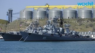 Russian Planes Fly Near US Warship