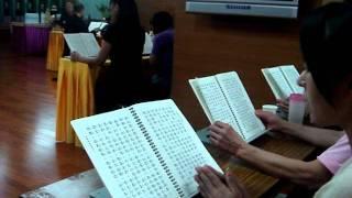 2011年8月26日地藏經共修影片01第十一品、第十二品