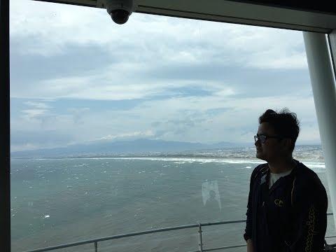 Enoshima Lighthouse Observation Tower,Japan By Kyachinu Mog