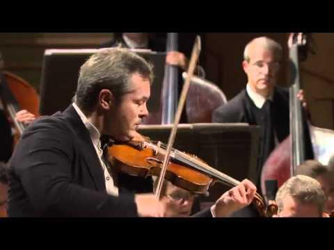 Shostakovich Violin concerto no. 1, part 4 of 4, Repin, P. Järvi, Orchestre de Paris en streaming