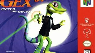 Gex 64 Enter the Gecko - Out of Toon (Level 1)