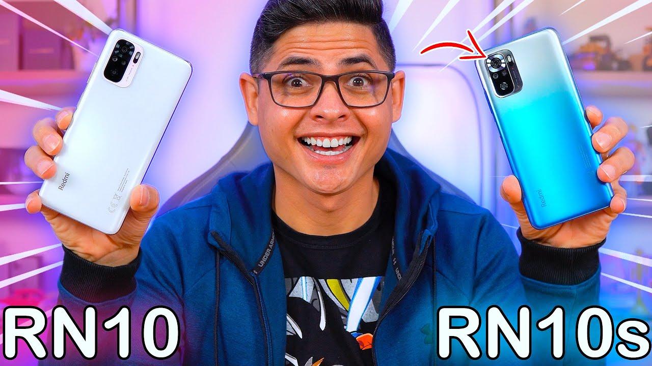 MELHOR XIAOMI entre o Redmi Note 10 e Redmi Note 10S? Veja as DIFERENÇAS e qual o MELHOR pra VOCÊ