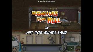 Neighbours from Hell 100% S2 E1 Art for Mum's Sake
