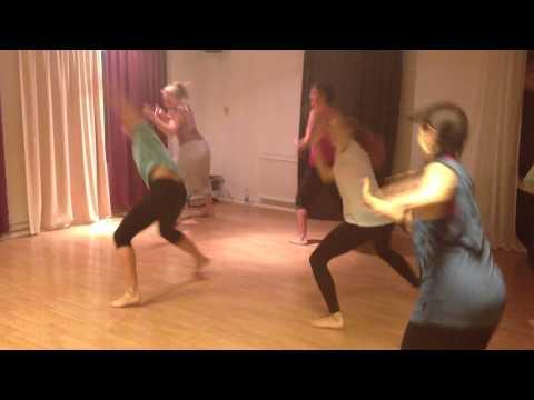 Bracket -muah muah By Jungle fever® dance