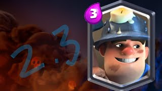 INSANE 2.3 MINER CYCLE DECK of SURGICAL GOBLIN  beat almost all deck so far