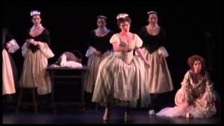 Maggie Sczekan sings Un uomini