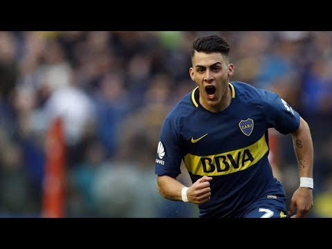 Todos los goles de Cristian Pavón en Boca