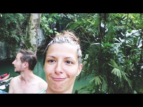 Weltreise Tag 526 • Barton Creek Höhle • Belize • Vlog #080