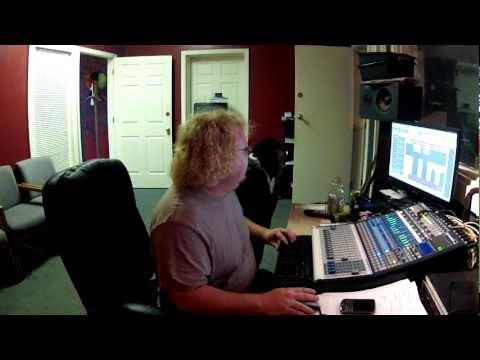 Basic Vocal/Track Studio Session (Recording Training)