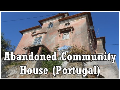 Abandoned Community House (Portugal)