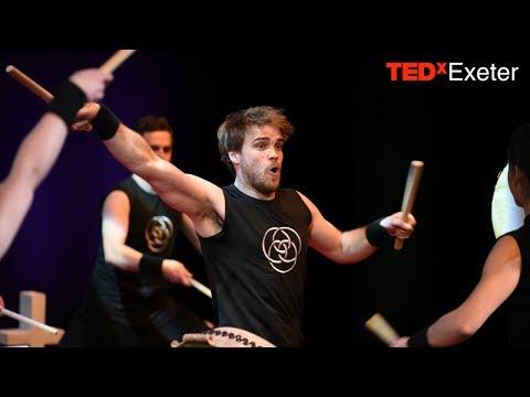 Taiko Drumming Performance   Kagemusha Taiko   TEDxExeter