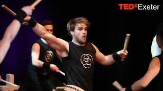 Taiko Drumming Performance | Kagemusha Taiko | TEDxExeter