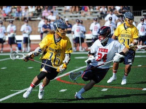 Drexel Lacrosse Scores 3 Goals In 11.3 Seconds On Penn