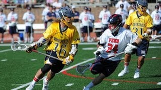 Drexel Lacrosse Scores 3 Goals In 11.3 Seconds On Penn