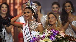 Мисс Венесуэла 2018 – красавица родом из трущоб