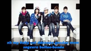 BIG BANG-OH MY BABY =)    Lyrics  =)