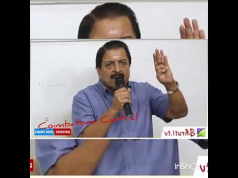 Health tips by actor sivakumar