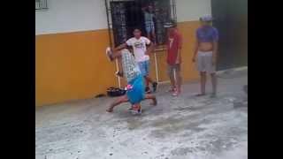 batalla break dance ecuador 2013