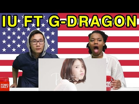 IU Feat. G-Dragon