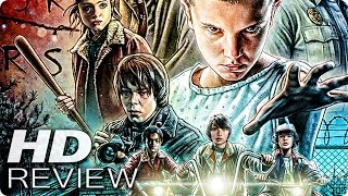 Stranger things kritik review & trailer deutsch german (2016)