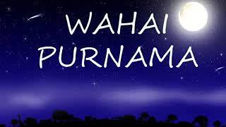Nasyid WAHAI PURNAMA