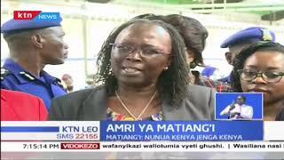 Waziri Fred Matiang'i ataka mavazi ya maafisa wa serikali kutengenezwa nchini Kenya