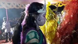 Chau Nritya।।छऊ नृत्य सिलफोड़ी।।गणेश वंदना भाग 1