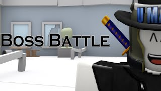 Boss Battle - ROBLOX Animation