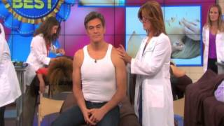 Dr. Oz - Acupuncture For Pain Reduction