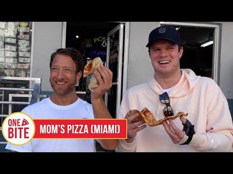 (sam-darnold)-barstool-pizza-review---mom's-pizza-(miami)
