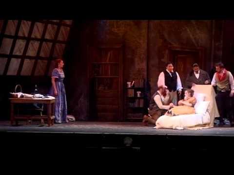 La Boheme Act 4 - Part 2  (The New Jersey Association of Verismo Opera)