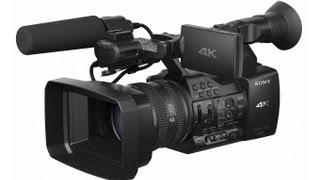 Sony PXW-Z100 Compact 4K XDCAM Camcorder