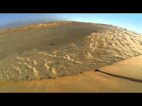 Liwa Exploration Drive (filmed with a DJI Phantom and Gopro Hero 3 Camera)