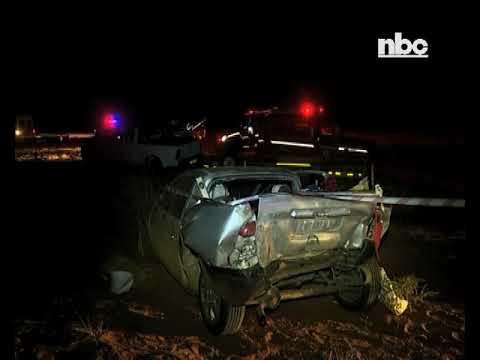 Three people die on the spot in Otjiwarongo-Otavi road accident -nbc