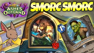 Firebat Brings Back Face Hunter | Hearthstone | Ashes of Outland