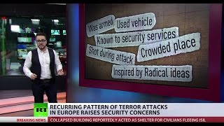 Dangerous Trend  Similarities in different attacks in EU becomes ever more glaring