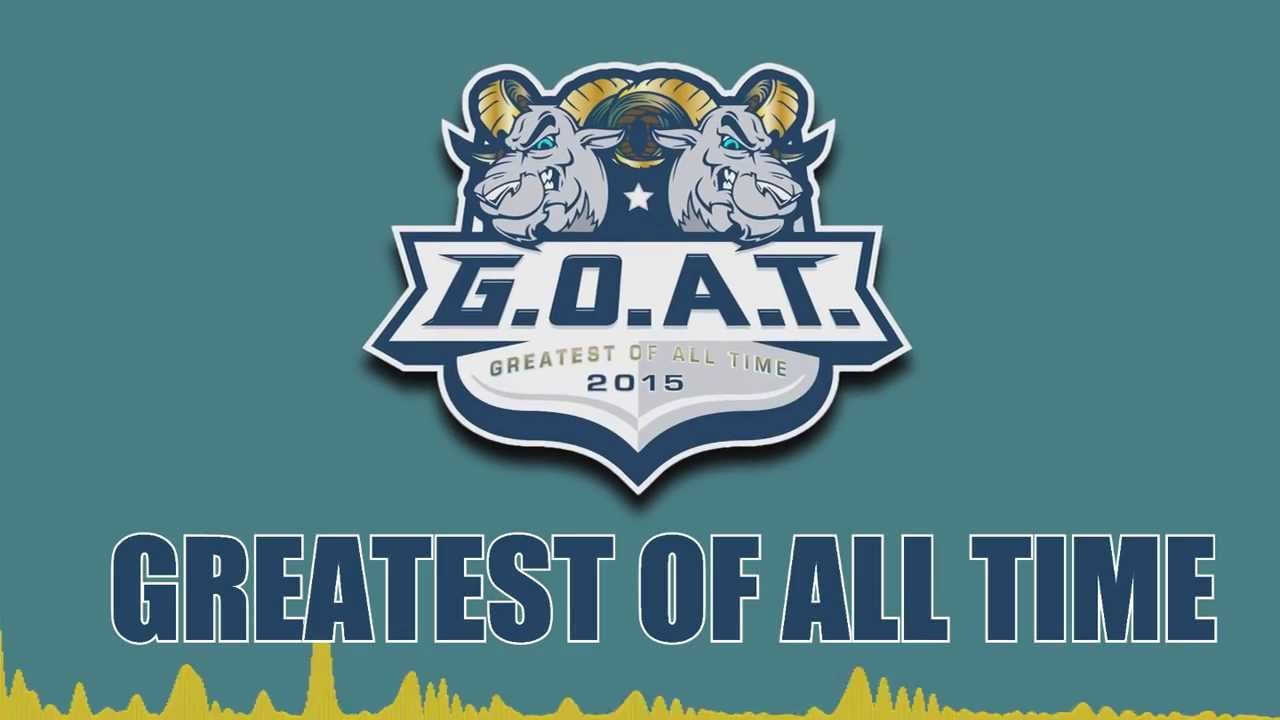 goat 2015 greatest of