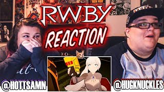 RWBY Volume 5: Chapter 6 - Known by its Song REACTION!!
