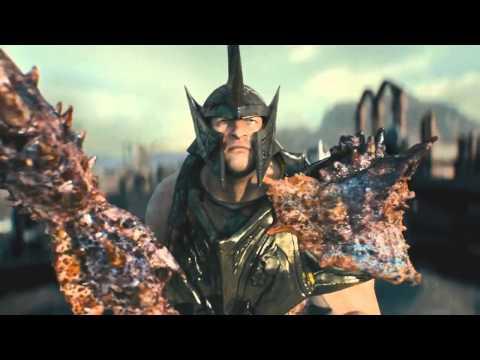 God of War- Ascension — Трейлер мультиплеера