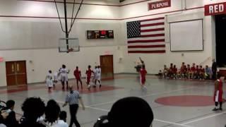 Red lion basketball jv