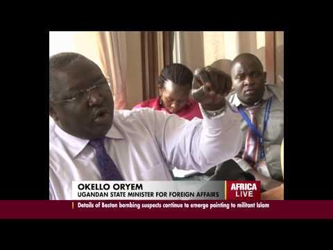 UGANDA ISSUES M23 TALKS DEADLINE