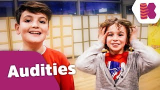 wij zijn door vlog 82 audities kinderen voor kinderen