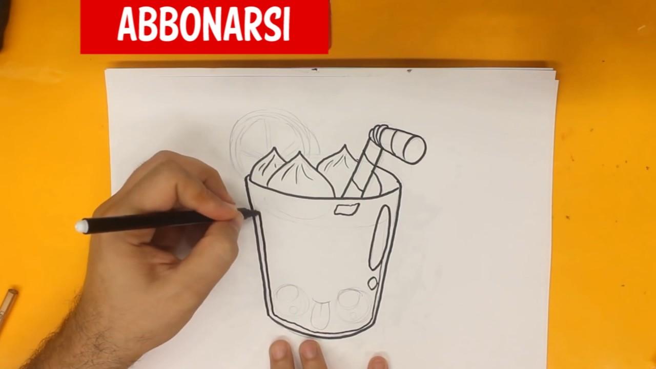 Come Disegnare Succo Kawaii Passo Dopo Passo Disegni Kawaii Facile