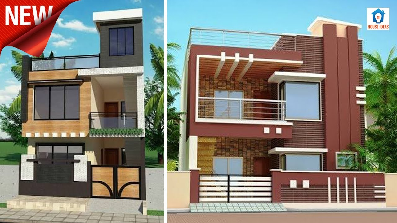 New Elevation deisgns 2019 in india | best modern house ...