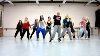 'Super Bass' Nicki Minaj choreography by Jasmine Meakin (Mega Jam)