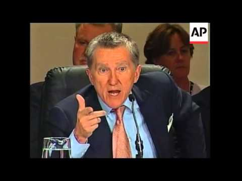 Testy exchanges, emotion at Sept 11 hearing