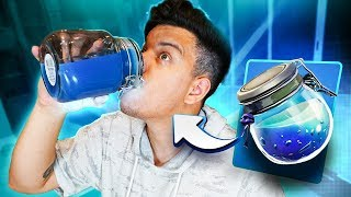 FORTNITE POTION IN REAL LIFE ‹ PORTUGAPC ›