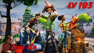 🔴Fortnite Save the World and Royal Battle We Break All Và!